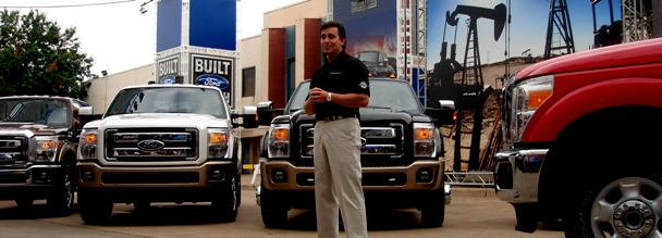 2011 Super Duty w/Turbo Diesel