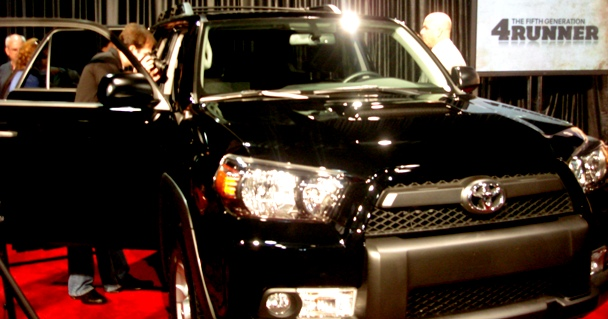 Fifth Gen Toyota 4Runner