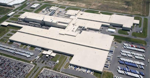 Toyota Plant in San Antonio