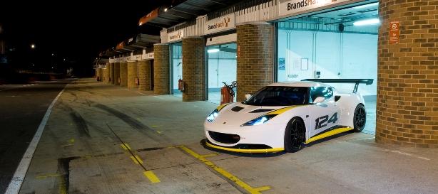 Lotus Evora 124 Endurance Racecar