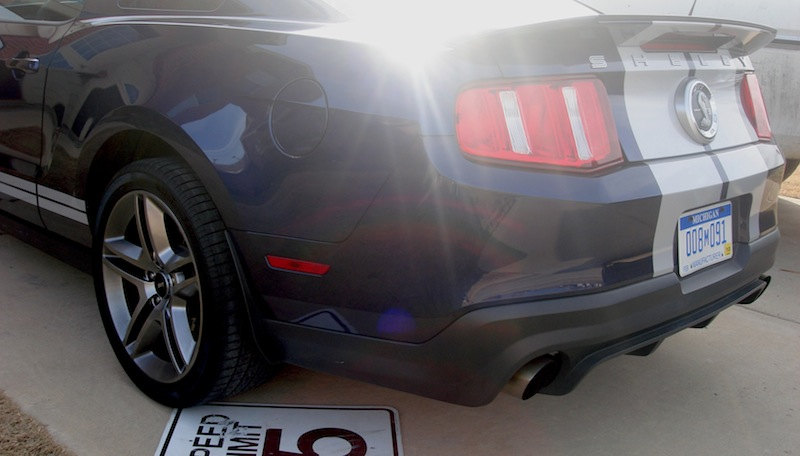 day5 Shelby GT500