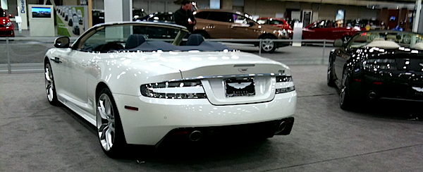 the Grand Tourer - Aston Martin DB9