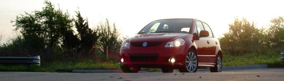 2010 Suzuki SportBack