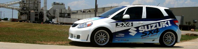 Chacon Suzuki SX4 Turbo