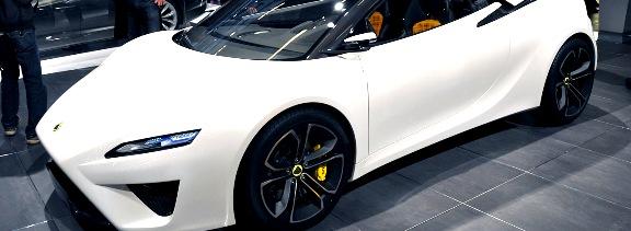 2010 Paris Lotus Concept