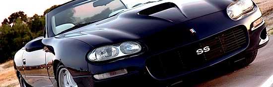 Monster Camaro Stock