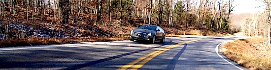 Cadillac CTS Coupe AutoSpotters