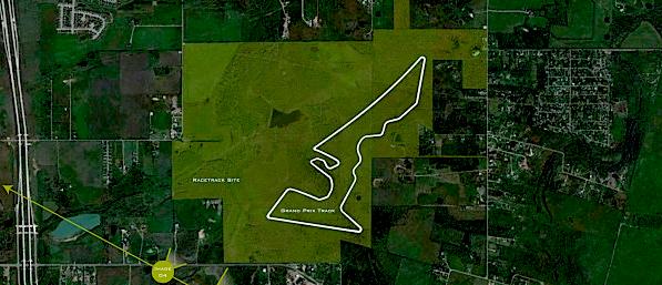 Austin F1 Track