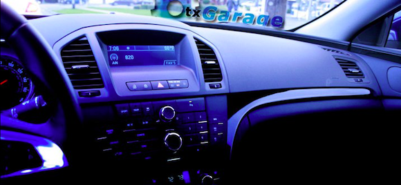 2011 Buick Regal Turbo Interior