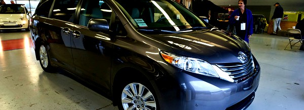 2011 Toyota Sienna Mini-Van