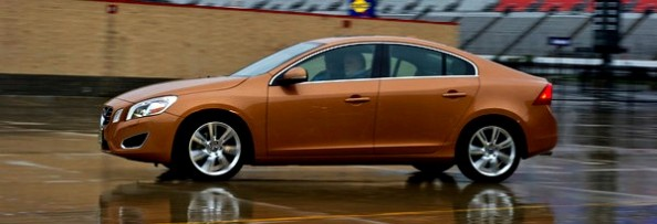 2011 Volvo S60 by Non Stock Photography