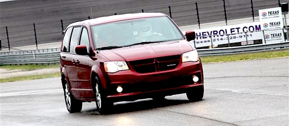 2012 Dodge Grand Caravan RT Red Dirt Rodz