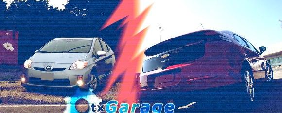 Volt vs. Prius Plug-In
