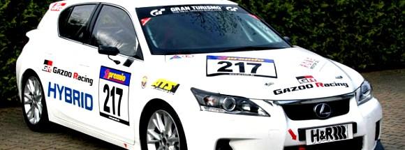 Lexus CT 200h - Gazoo Racing -