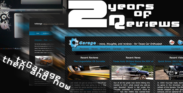 2 Years of Reviews by txGarage