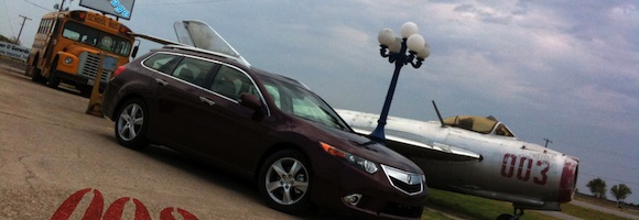 2011 Acura TSX Sport Wagon reviewed by txGarage