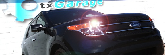 2011 Ford Explorer reviewed by txGarage