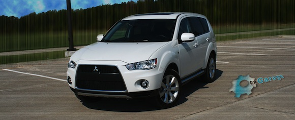 2011 Mitsubishi Outlander GT reviewed by txGarage
