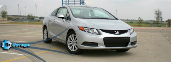 2012 Honda Civic Coupe reviewed by txGarage