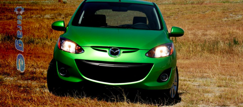 The 2012 Mazda 2 reviewed by txGarage