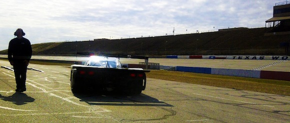 GAINSCO 2012 Corvette Daytona Prototype