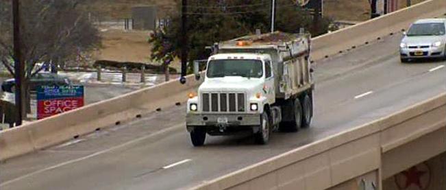 TxDOT Prepares DFW for Winter Weather