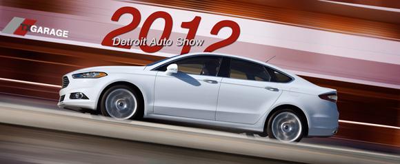 txGarage 2012 Detroit Auto Show Roundup NAIAS