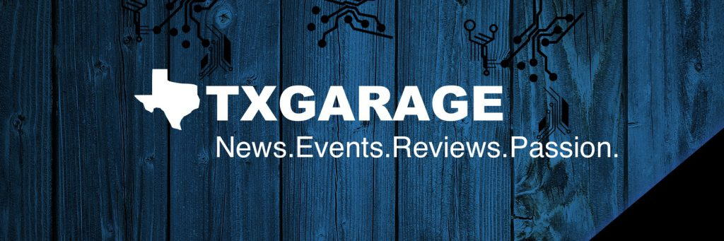 About TXGARAGE - News. Events. Reviews. Passion. for Texans by Texans