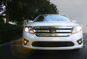 Review and Road Test of the 2010 Ford Fusion