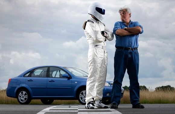 Jay Leno vs The Stig