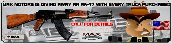 Max Motors AK-47