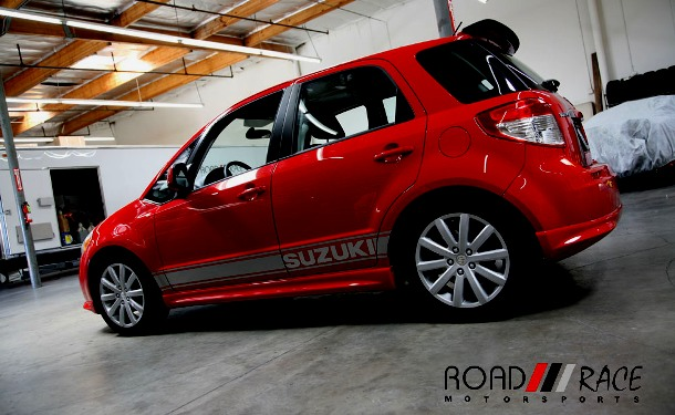 2010 Suzuki SX4 SportBack Top Photos