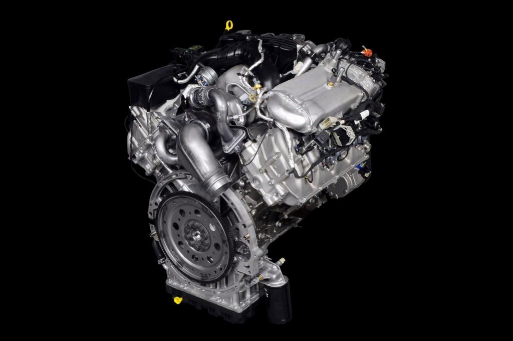 6.7-Liter Power Stroke V-8 Turbocharged Diesel Engine