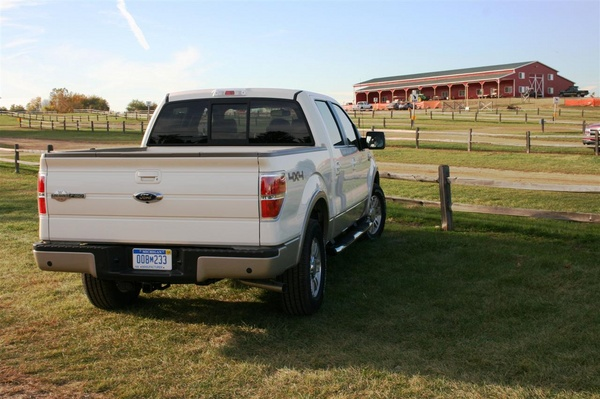 2010 Ford F-150 Truck of Texas