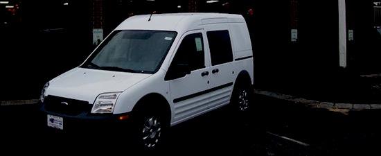 2010 Ford Transit Van