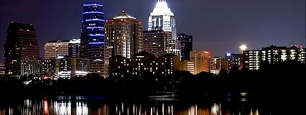 Skyline Austin Texas