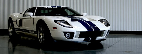 Saleen Ford GT