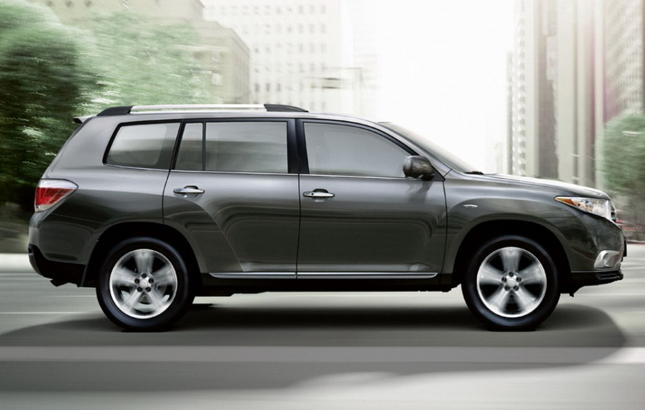 2011 Toyota Highlander Txgarage