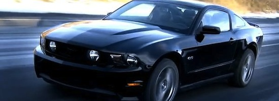 2011 Ford Mustang 5.0