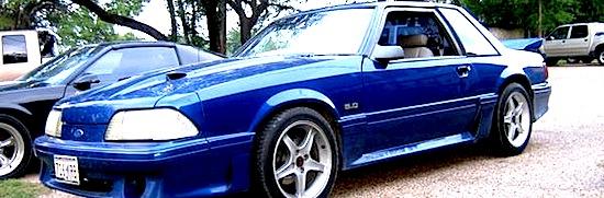 """Ford Mustang 5.0 """"Fox-Body"""""""