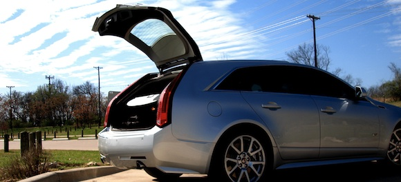 CTS V-Wagon