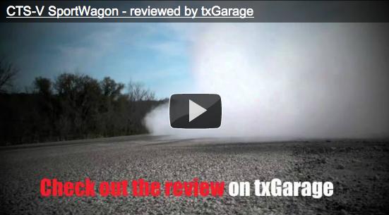 Video Cts V Sportwagon Reviewed By Txgarage Txgarage