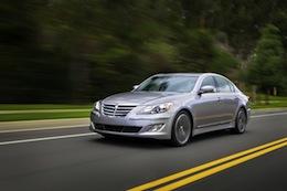 2012 Hyundai Genesis Sedan R-Spec 5.0 V8