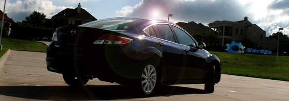 Mazda 6 i Touring Plus by txGarage