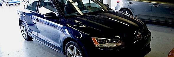 2011 Volkswagen Jetta - blue - Texas Auto Roundup