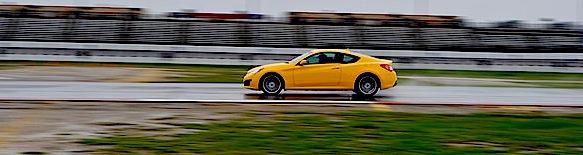 2011 Hyundai Genesis Coupe 3.8 Track R-Spec