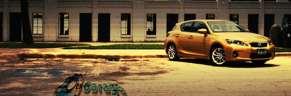 2011 Lexus CT 200h by txGarage - White Rock Lake Dallas, Texas