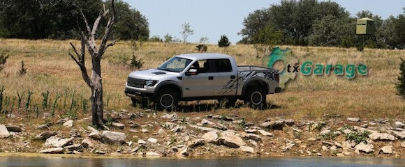 2011 Ford F-150 SVT Raptor reviewed by txGarage