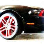 Ford Mustang Boss 302 Laguna Seca - secret spy shot by txGarage
