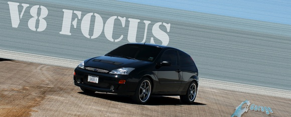 2003 Ford Focus ZX3 Pro Touring V8 - RWD